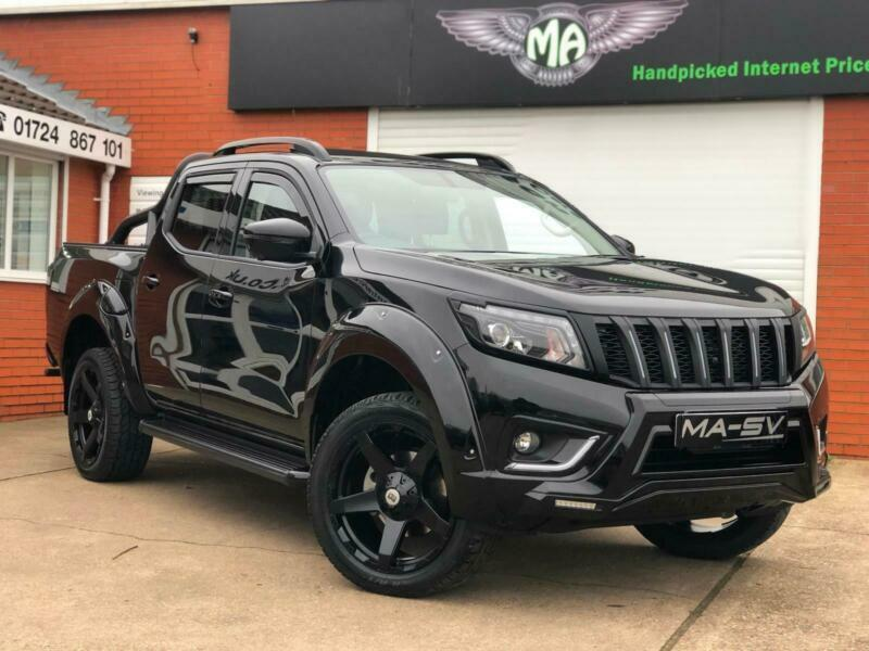 2019 69 Nissan Navara Ma Sv Double Cab Pick Up N Guard 2 3dci 190 4wd Auto In Scunthorpe Lincolnshire Gumtree