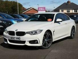 image for 2017 BMW 4 Series 420d [190] M Sport 2dr Auto [Professional Media] Coupe Diesel