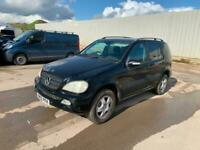 Mercedes-Benz ML270 2.7TD auto CDI FOR SALE