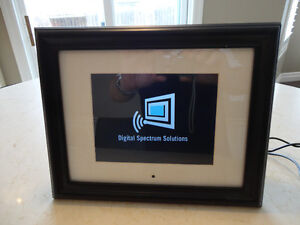 "8"" Digital Picture Frame- DSS MF 800 - Full Featured Frame Kitchener / Waterloo Kitchener Area image 1"