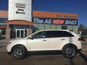 2012 Lincoln MKX Base  ACCIDENT FREE, AWD, MP3/SAT/BLUETOOTH/USB