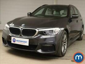 image for 2018 BMW 5 Series 520d xDrive M Sport 5dr Auto Estate Diesel Automatic