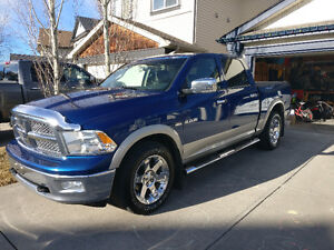 2010 Dodge Ram 1500 Laramie w/ DVD **Beautiful Inside & Out**