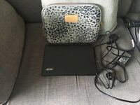 Acer netbook Windows 10 64 bit 4GB Memory 320GB HDD Perfect & Lightweight