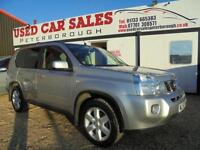2008 58 NISSAN X-TRAIL 2.0 SPORT EXPEDITION DCI 5D 148 BHP DIESEL