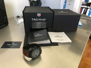 Montre Tag Heuer Connected 45mm Tag Heuer watch
