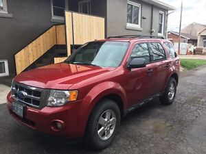 2011 Ford Escape-safety and e-tested