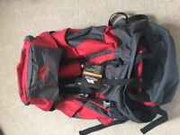 Backpack - 2x Tresspass bags brand new with tags