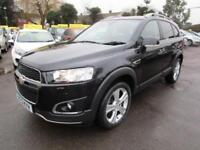 2013 Chevrolet Captiva 2.2 VCDi LTZ AWD 5dr (start/stop)