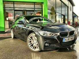 image for 2017 BMW 3 Series 335d xDrive M Sport 5dr Step Auto ESTATE Diesel Automatic