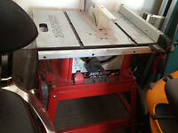 SKILl SAW 3400-08 15 Amp 10-Inch Table Saw with Stand