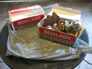 4 + 2 schlage door locks ( good quality /expensive)