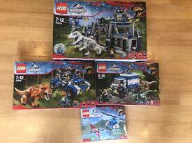 Lego Jurassic World - 75919,75918,75917,75915