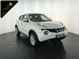 2013 NISSAN JUKE ACENTA 1 OWNER SERVICE HISTORY FINANCE PX WELCOME