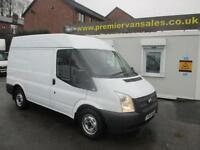 2012 62 FORD TRANSIT 300 MODEL MEDIUM ROOF TURBO DIESEL SIX SPEED ELECTRIC PACK