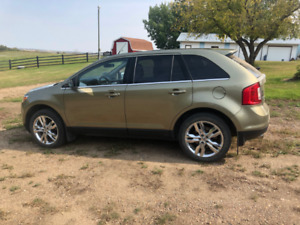 MINT 2013 Ford Edge Limited LOADED