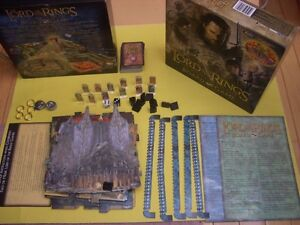 LORD OF THE RINGS BOARD GAME (NOT COMPLETE) London Ontario image 3