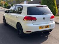 VW GOLF 2.0TDI BLUEMOTION TECH MATCH - 74 MPG - £30 TAX