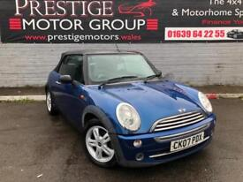 2007 Mini One 1.6 Convertible **Only 69,000 Miles - Ideal Xmas Prezzy**