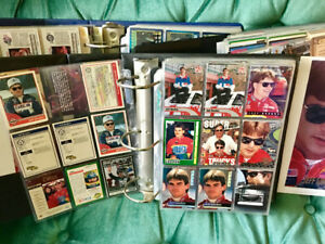 Nascar Card Collection...