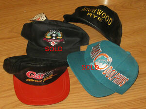 REDUCED - Vintage Sport Ball Caps Edmonton Edmonton Area image 3