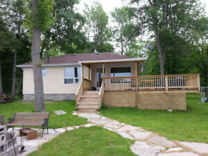 Cottage For Rent on Rice Lake