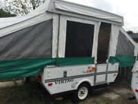 2004 viking tent trailer