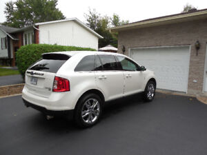 2013 Ford Edge Limited Cuir VUS