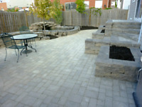 Offering fall special pricing for landscaping!