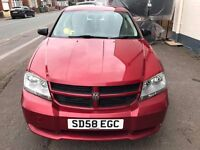 Dodge Avenger 2,0 diesel manual