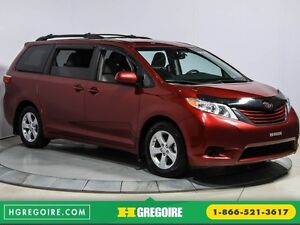 2015 Toyota Sienna LE AUTO A/C GR ELECT MAGS BLUETOOTH CAM.RECUL