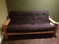 Log futon great!!! Shape