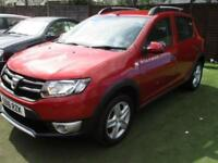 2016 Dacia Sandero Stepway 0.9 TCe Ambiance (s/s) 5dr