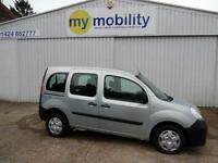 Renault Kangoo Automatic Allied Autograph Scooter Wheelchair Disabled Access