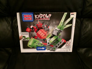 Mega Bloks Kapow Fighters