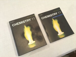 Chemistry 11 - Nelson textbook and Study Guide