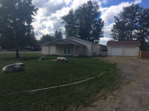 Home With Potential in Chetwynd