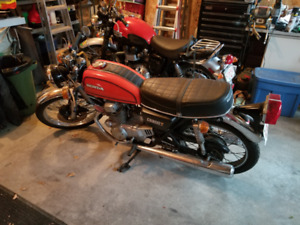 1976 Honda CB200T For Sale