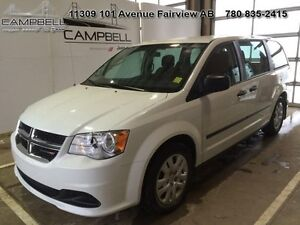 2014 Dodge Grand Caravan SE  -  Stow 'n Go