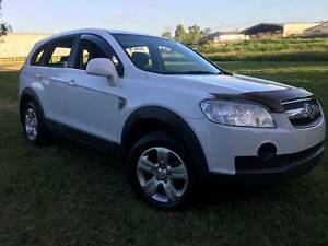 2009 Holden Captiva 7SEATER RWC REGO Yeerongpilly Brisbane South West Preview