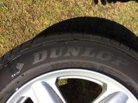MINI COUNTRYMAN R60 wheel and tyre