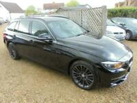 2015 BMW 3 Series 2.0 320d Luxury Touring xDrive (s/s) 5dr Estate Diesel Manual