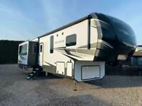 Keystone Avalanche 365MB American 5th Wheel,Trailer,Showmans,Caravan,RV
