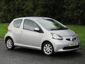 2009 Toyota AYGO 1.0 VVT-i Platinum A/C Manual 3 Door Petrol Hatchback