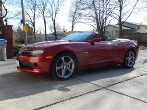 2014 Chevrolet Camaro Convertible 2LT RS