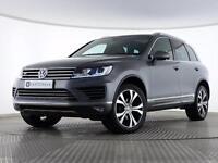 2015 Volkswagen Touareg 3.0 TDI BlueMotion Tech V6 R-Line Tiptronic 4x4 5dr