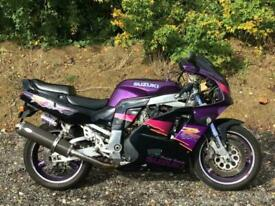 2002 Suzuki GSX-R GSX-R750 K1 - STUNNING CONDITION Petrol Manual