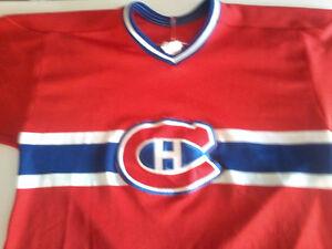 Habs Jersey des Canadiens de Montréal