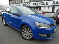 2011 Volkswagen Polo 1.4 DSG SEL - Blue - AUTOMATIC - Platinum Warranty / MOT!