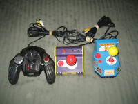 for sale,tv plug and play video games,25 dollars for all 3 items